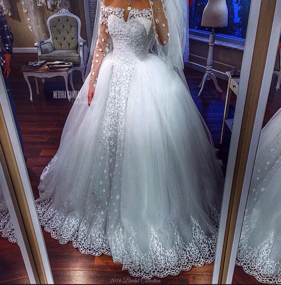 Mediha cambaz weddesigns wedding dress shop haute for Women s haute couture clothing