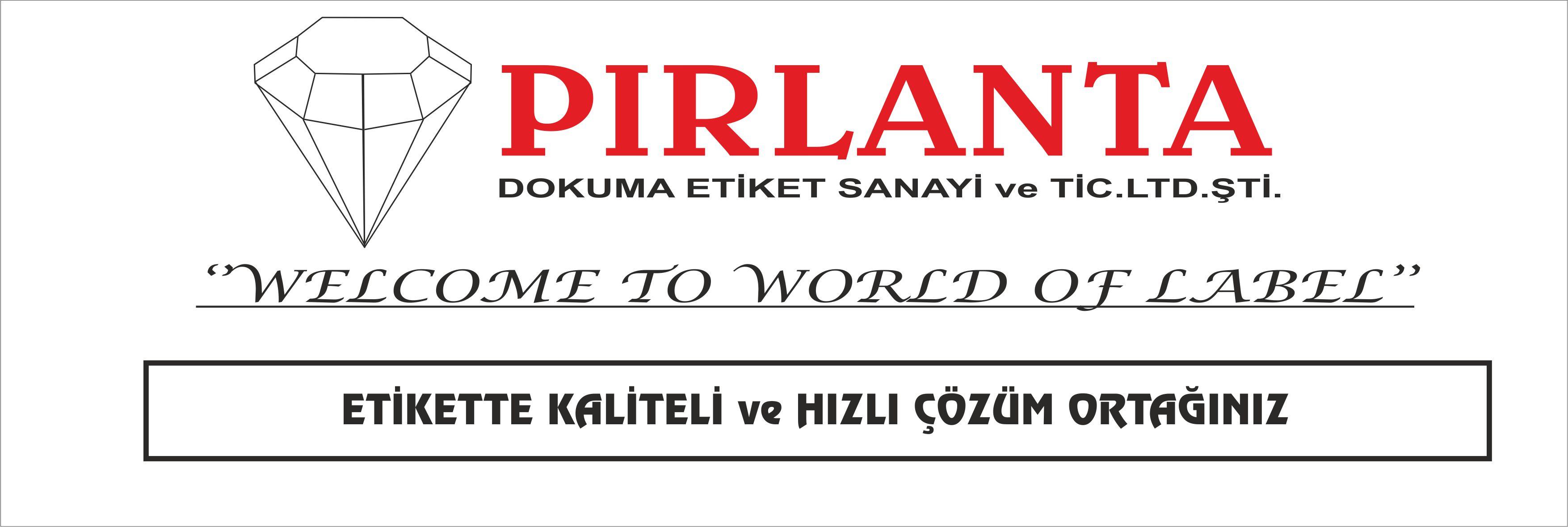 Pirlanta Etiket Ltd.Co.