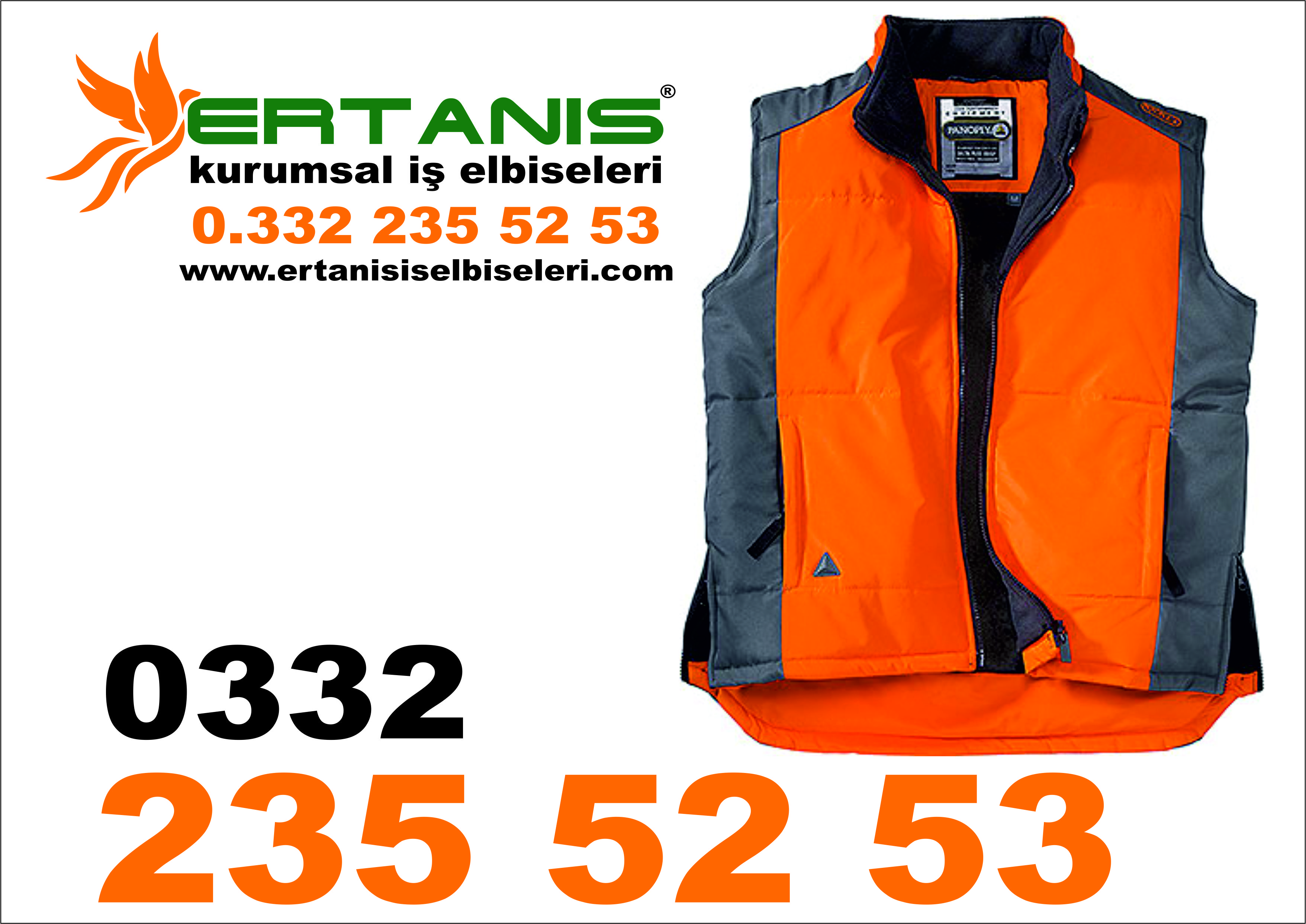 Corporate Work Clothes Ertanis  - TurkishFashion.net