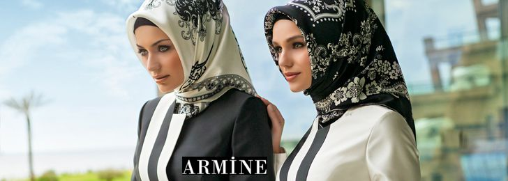Armine Scarf Moda by Kamer Textile  Collection   2017