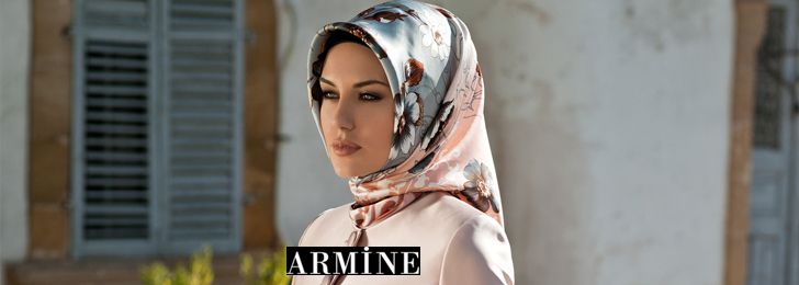 Armine Scarf Moda by Kamer Textile  Collection   2011