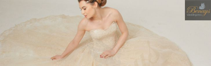BENAYS BRIDAL WEDDING DRESSES