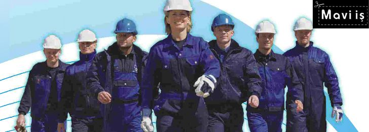 MAVI IS TEXTILE WORKWEAR