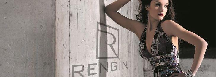 Вечернее платье rengin