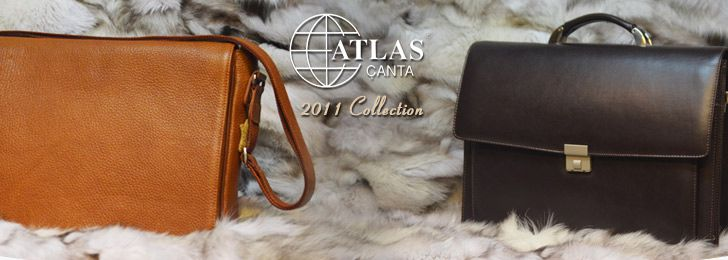 ATLAS LEATHER BAGS