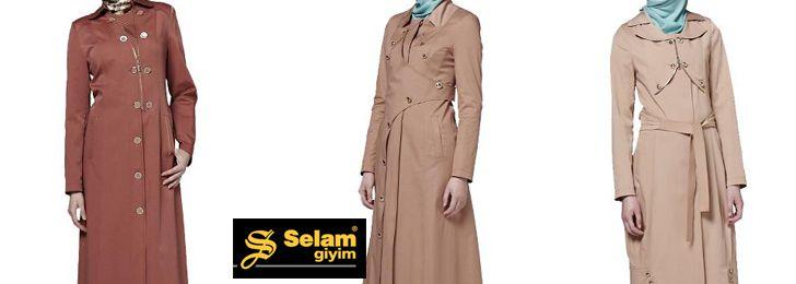 Selam Hijab Overcoats
