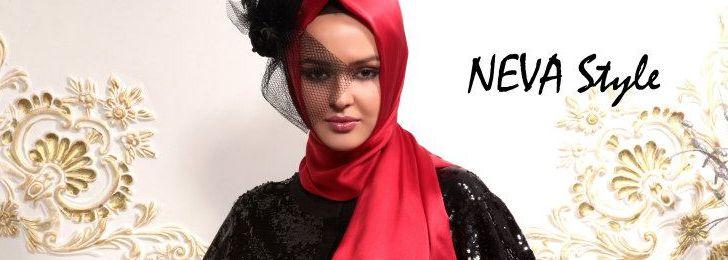 Neva Style Eşarp ve Tesettür Moda Koleksiyon  Sonbahar/Kış 2017
