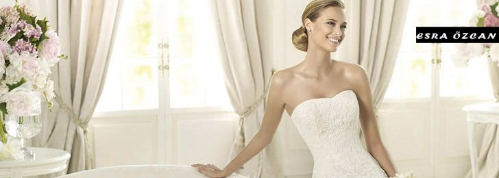 Esra Ozcan Wedding Dresses