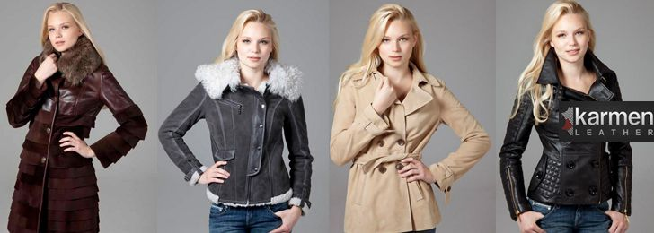 KARMEN LEATHER FASHION