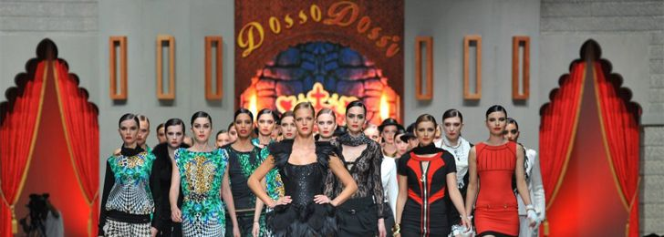 Dosso Dossi Fashion Show