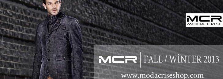 MCR MEN'S WEAR | MODA CRISE