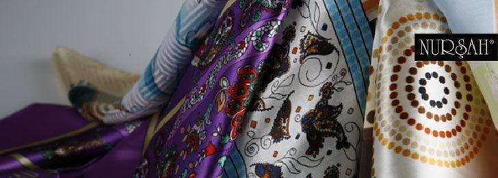 Nursah Scarves | Nursah Textile