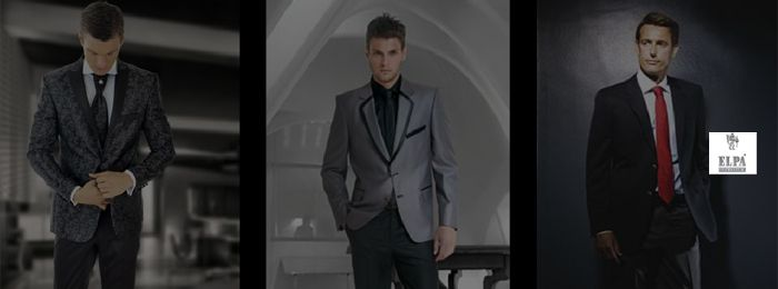 ELPA MEN'S SUITS