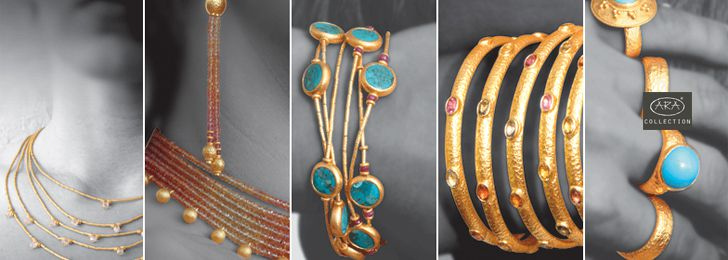 AKDOLU JEWELRY | ARA COLLECTION