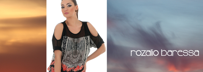 ROZALIO BARESSA FASHION