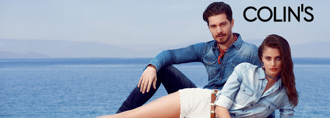 COLIN'S JEANS | EROGLU CLOTHING Collection   2014