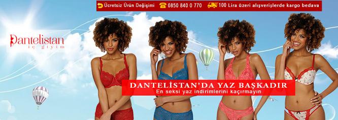 Dantelistan Online Women's Underwear Store