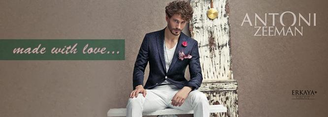 Turkiskt Mode för Män