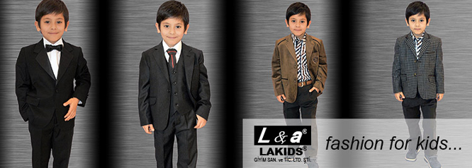 LAKIDS CLOTHING LTD.