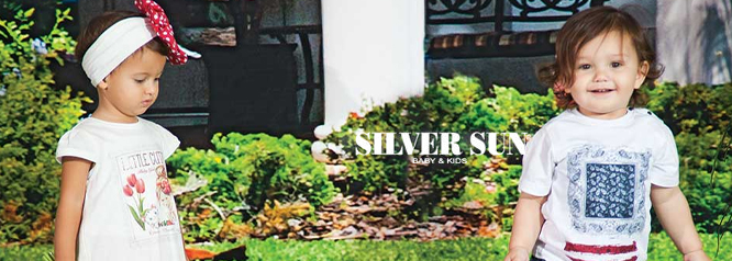 SILVER SUN KIDS FASHION