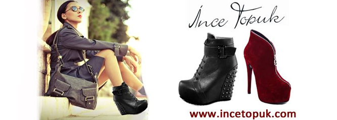 INCE TOPUK SHOES