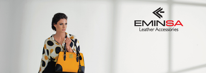 EMINSA LEATHER BAGS