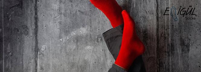 AYDIN ELIGUL-ELIGUL SOCKS AND