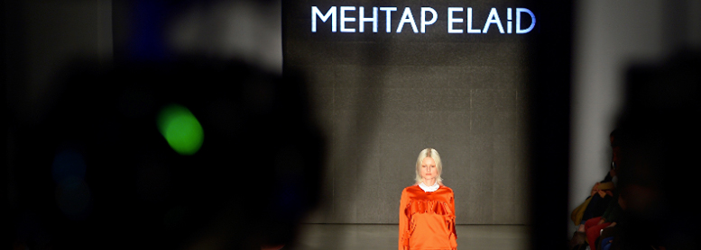 Mehtap Elaidi Collection  Spring/Summer 2018