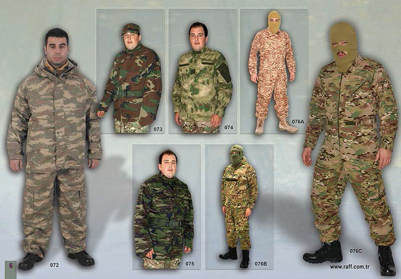Image result for Raff Military Textile